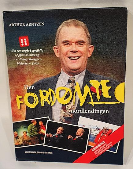 Lydbok, Arthur Artnsen, Den fordømte nordlending