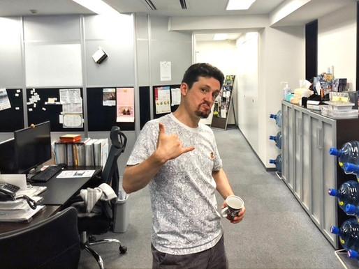 Staff interview: Christophe