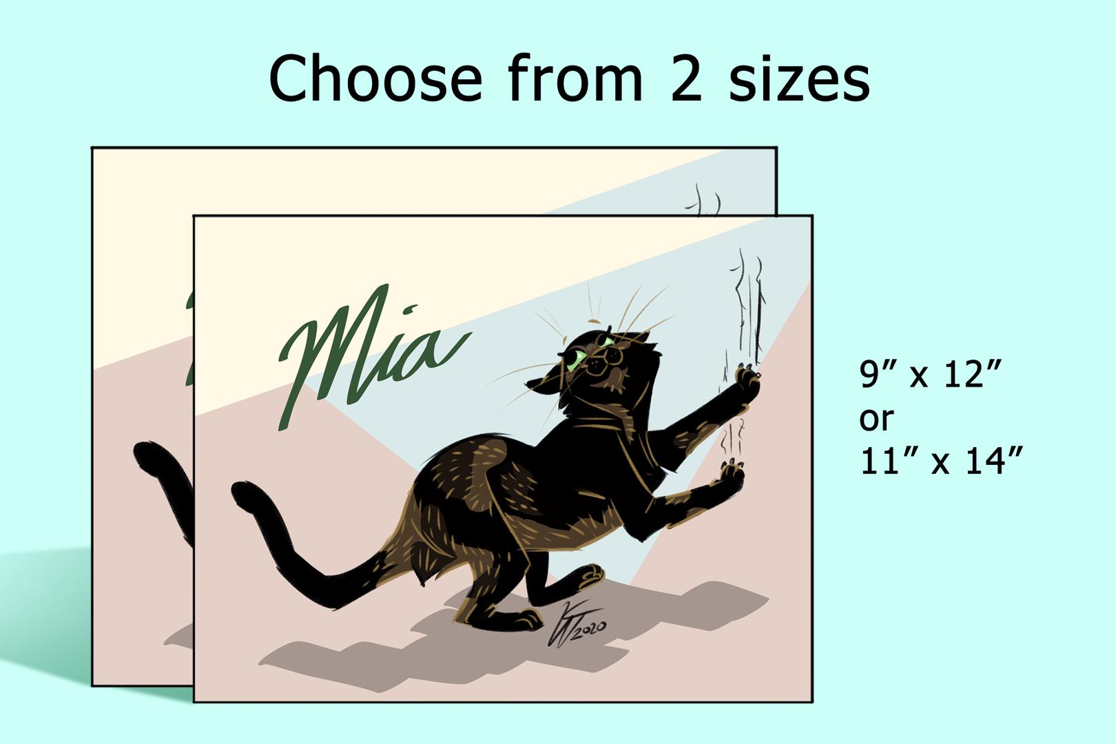 Choose a size