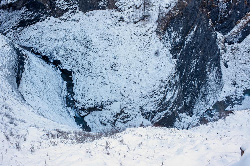 Cairasca Gorge