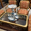 Thumbnail: Sevres, centre de table en porcelaine