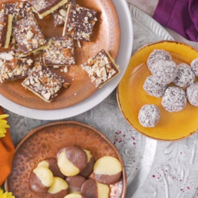 5-Ingredient Sweet Treats 3 Ways