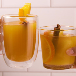 5-Ingredient Hot vs Cold Toddy