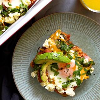 All-In-One Breakfast Traybake
