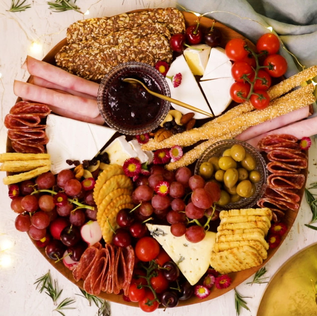 The Ultimate Snack Platter