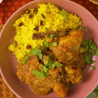 One-Pot Cape Malay Curry