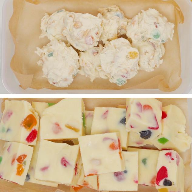 4-Ingredient Mini Lunchbox Treats 2-Ways