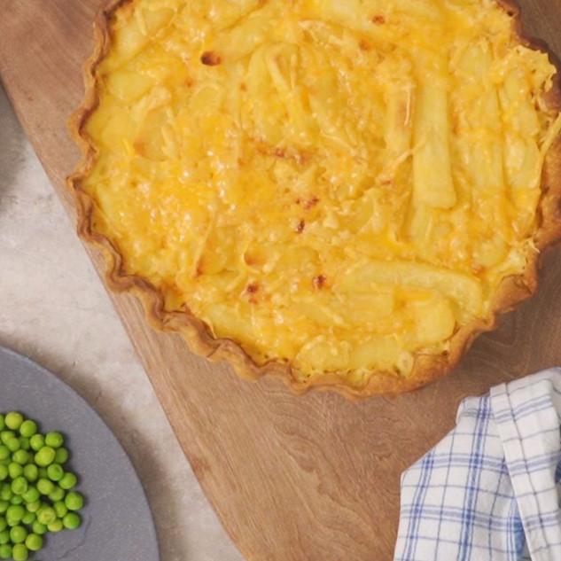 Fish & Chips Pie