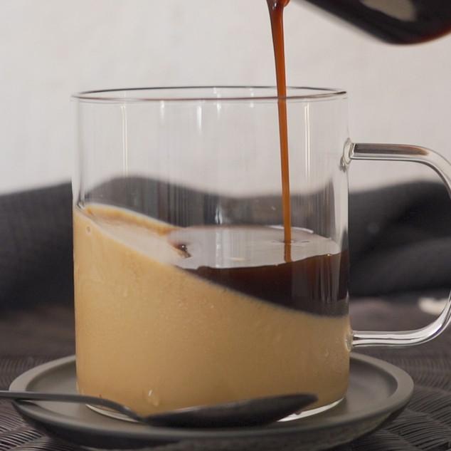 Cappuccino Créme Caramel Pots