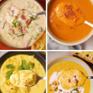 Classic Soups 4- Ways