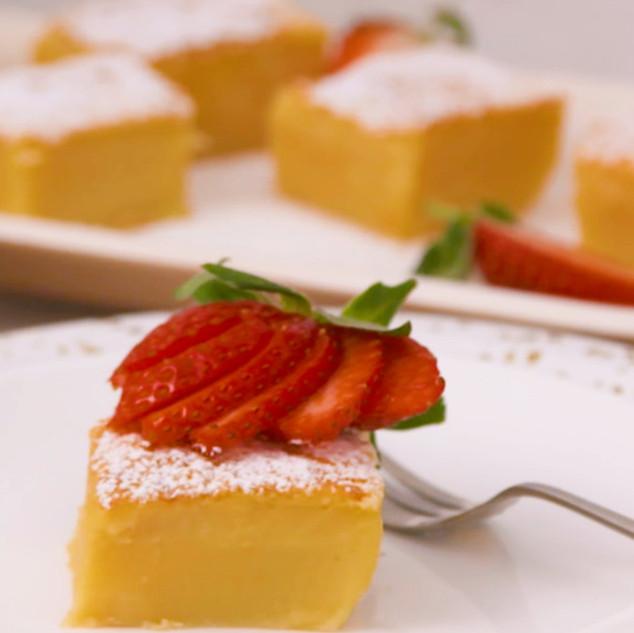 Magic Cremora Custard Cake