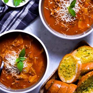 Soup-er Simple Lasagne