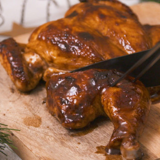 5-Ingredient Sticky Cola Chicken