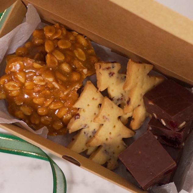 5-Ingredient Festive Sweet Treats