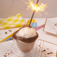 Hot 'n Cold Chocolate Floats