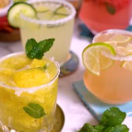 4-Ingredient Fruity T & T's 4 Ways
