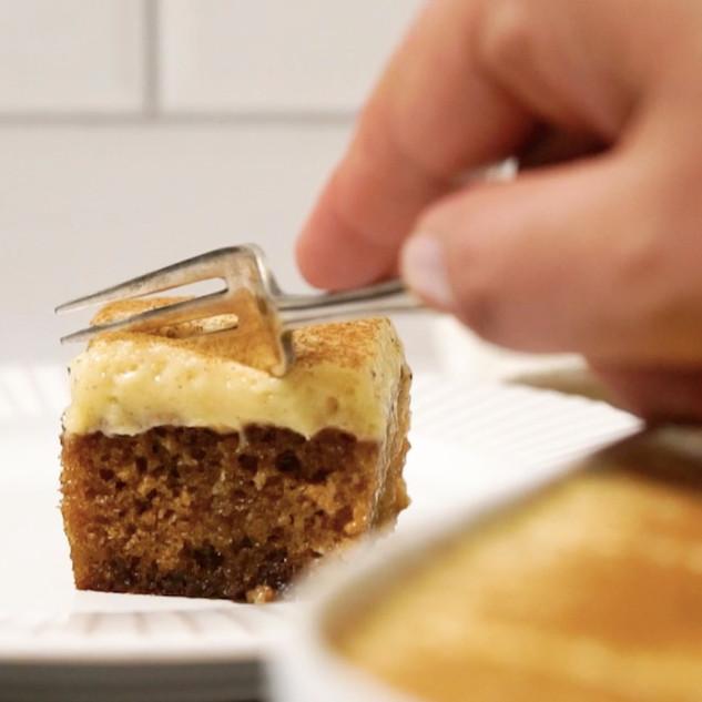 Milk Tart Malva Pudding