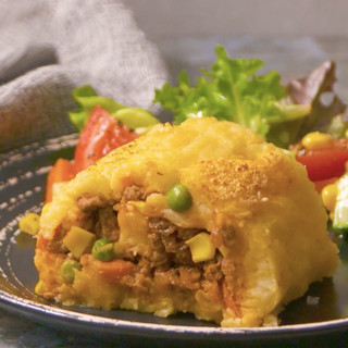 Cheesy Cottage Pie Roll-Up