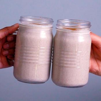 On-the-Go Milk Tart Shake
