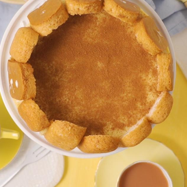 5-Ingredient Tinkies Milk Tart Cake