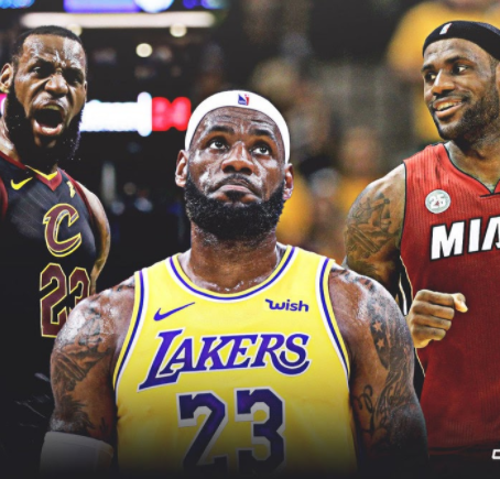 The 2020 NBA Finals and What it Means for LeBron James' Legacy