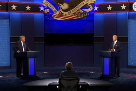 What the Presidential Debate Showed Voters