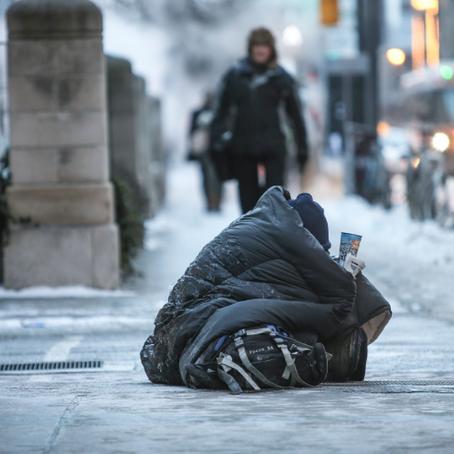 Homelessness- A Silent Crime