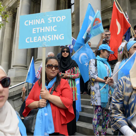 What is Happening to the Ughyur Muslim Population in China
