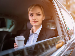 Using a Personal Car Service as a Business Professional
