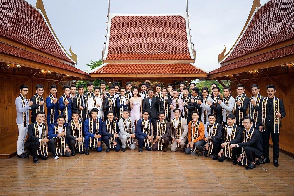 งานนี้ทางผู้จัดงานอย่าง ผศ.ดร.บุญมา อิ่มวิเศษ หัวเรือใหญ่ของการประกวด ก็ขอจัดงานปาร์ตี้ชายล้วน  Thanks Meet & Greet Mr.Supranationals ที่เชิญชวน Mr.Supra ทั้ง 77 จังหวัด  และผู้ถือสิทธิ์ (CD) มาร่วมสังสรรค์ ก่อนที่ Mr.Supra ทุกคนจะไปเก็บตัว ทำกิจกรรม ที่พัทยา โดยภายงานนี้มีแขกพิเศษสุดแซบ ตัวแม่เซ็กซี่อย่าง ไอซ์ อภิษฎา ที่จะมาร่วมสร้างสีสัน โดนหนุ่มๆ Mr.Supra ทั้ง 77  คนรายล้อม แบบชนิดที่เก้งกวางนางชะนีทุกหมู่เหล่าทั้งประเทศต้องอิจฉาริษยาสาวไอซ์อย่างแน่นอน