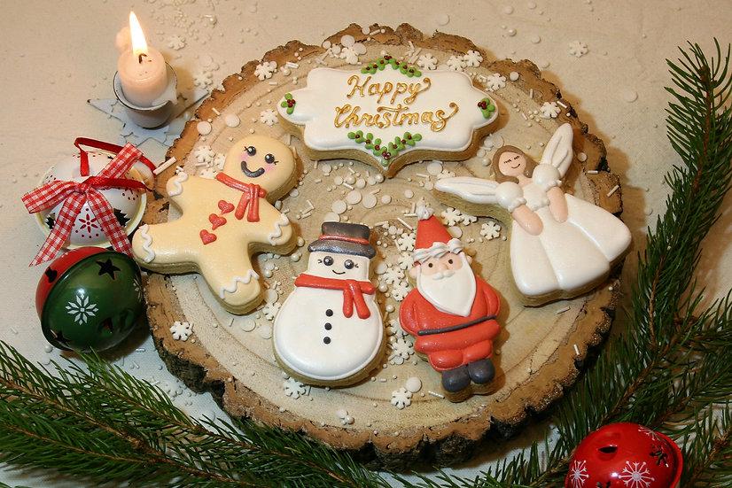 Christmas Characters Gift Box