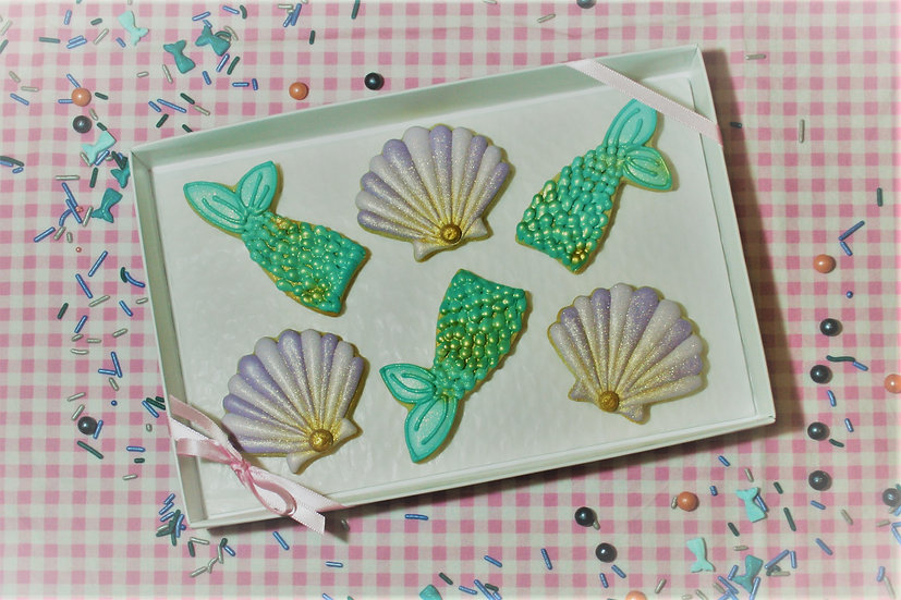 Mermaid - Gift Box