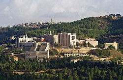 Hadassah's Hospital Compound