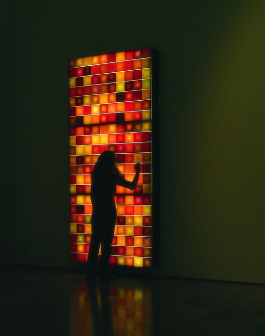 come and have a closer look..!, 2001