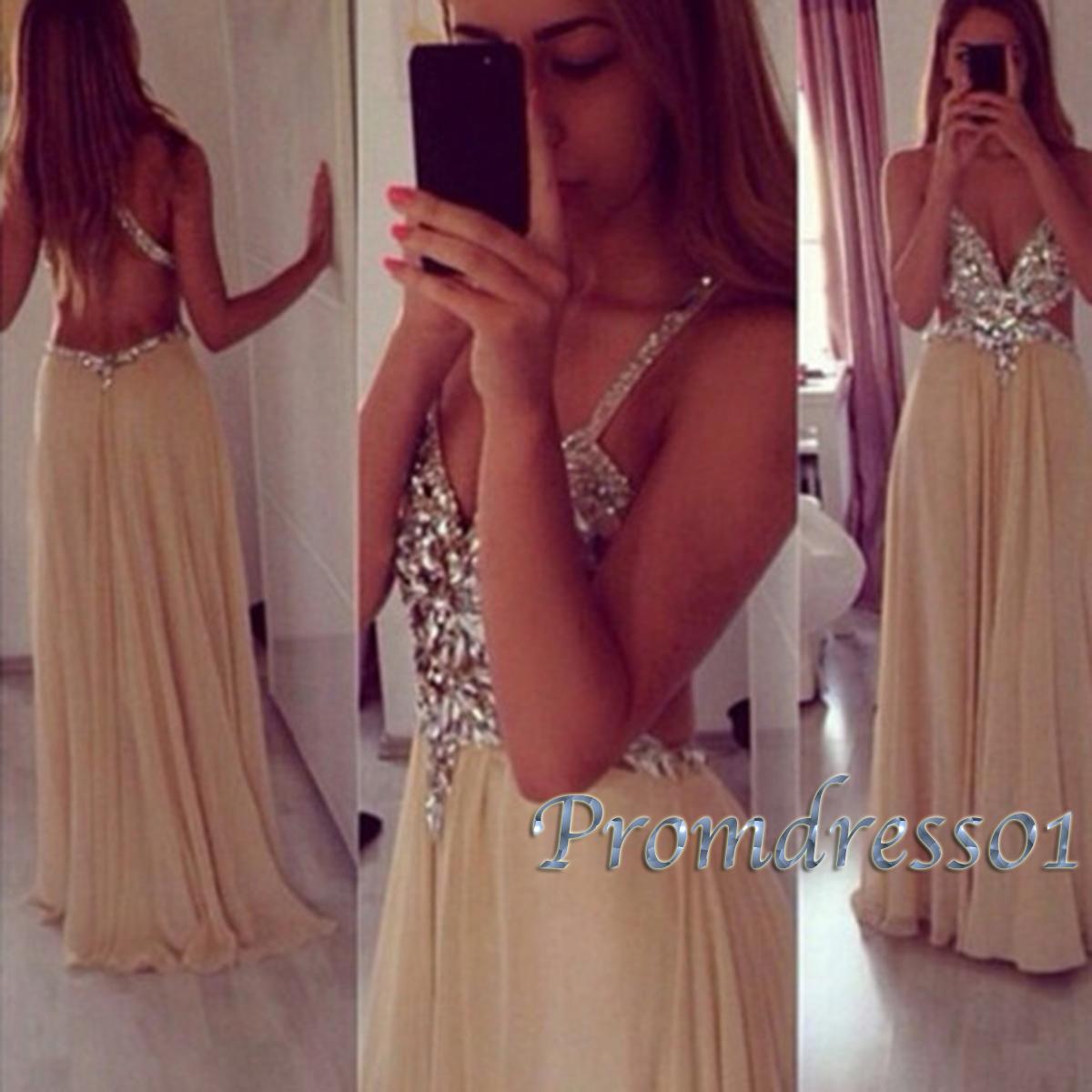 Tumblr Teens Champaign Color Dresses