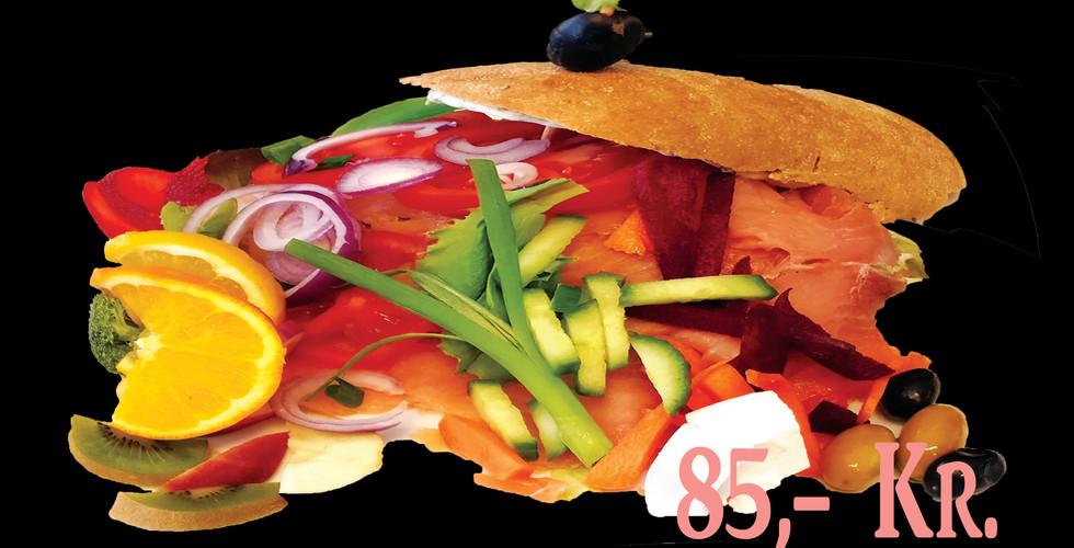 Laks Sandwich