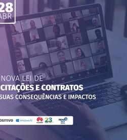 Mais de 150 pessoas participam do Trend Talk Sucesu PE sobre a nova Lei de Licitações e Contratos