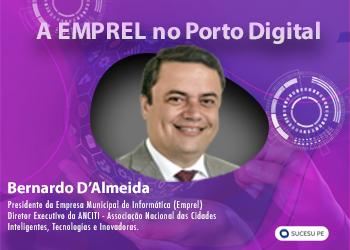 A EMPREL no Porto Digital