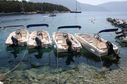 Motor Boat Hire   Fiskardo