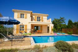 Villa Bernice front