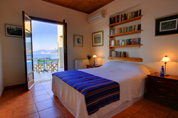 Fiskardo House bedroom 1