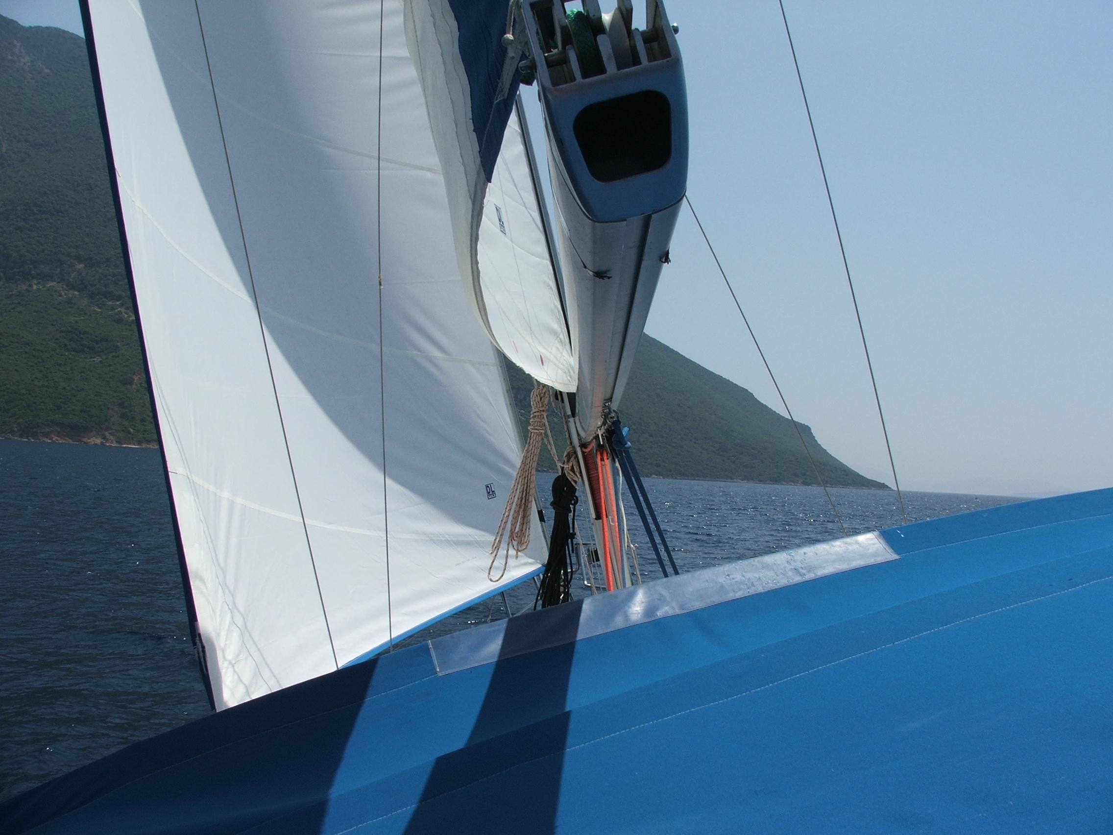 Sailing | Fiskardo
