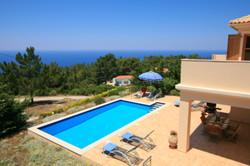 Villa Bernice view