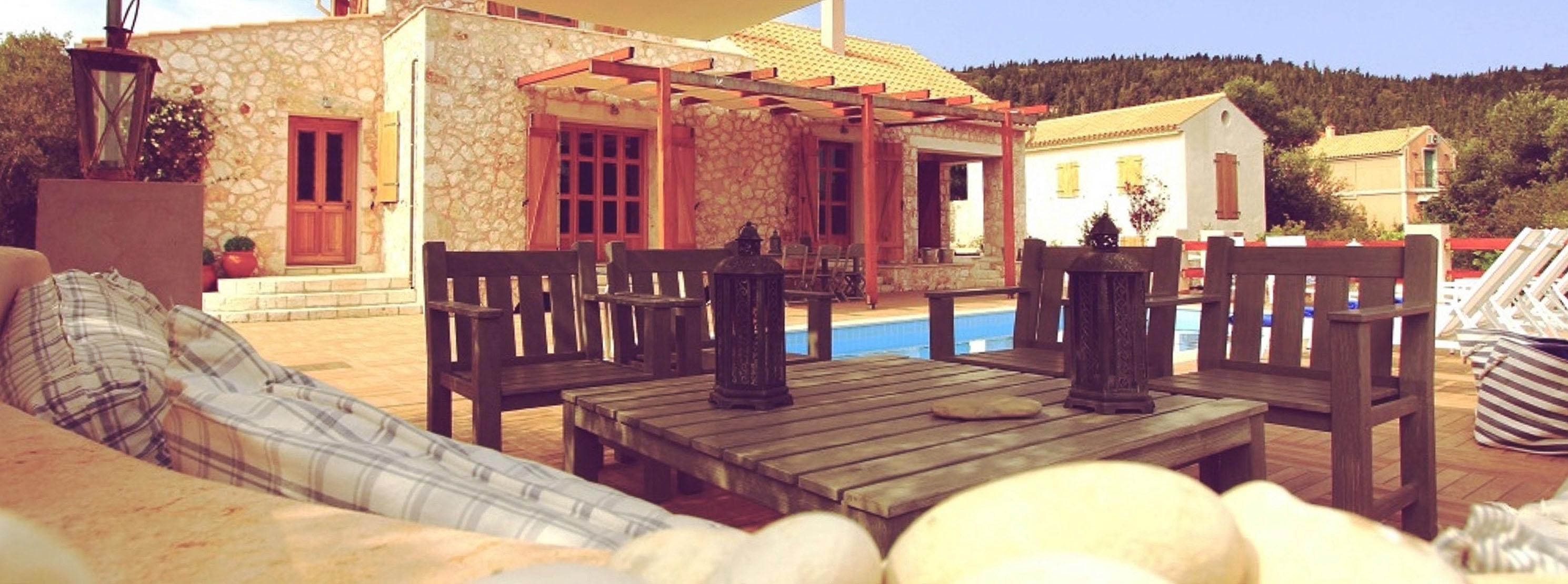 Villa Sea Satin   Sleeps 6