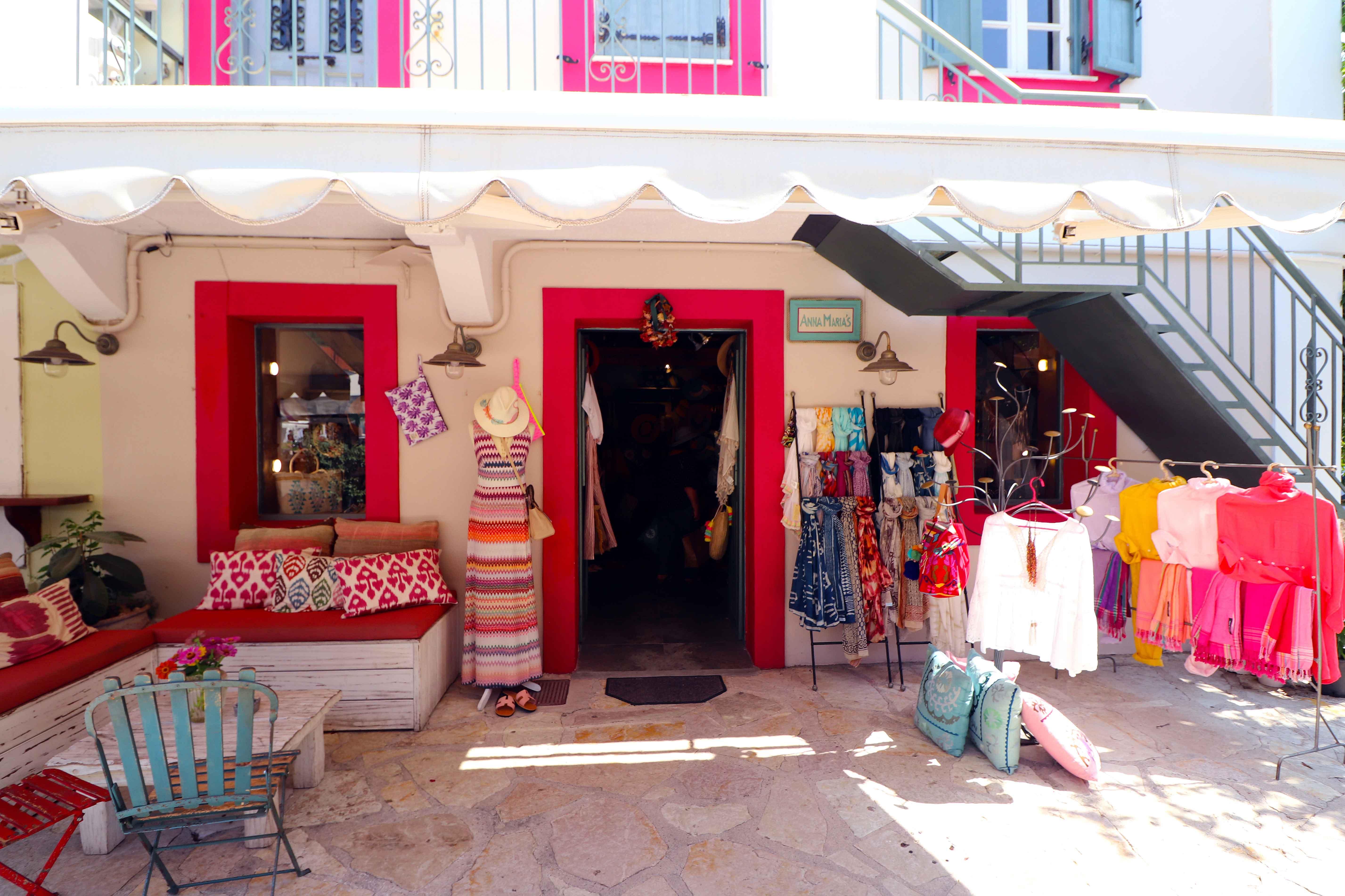 IPS Greece   Shopping   Fiskardo