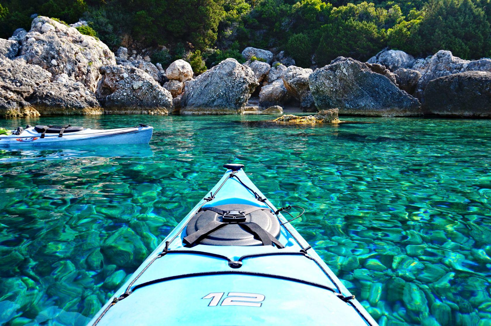 Fiskardo Kayaking