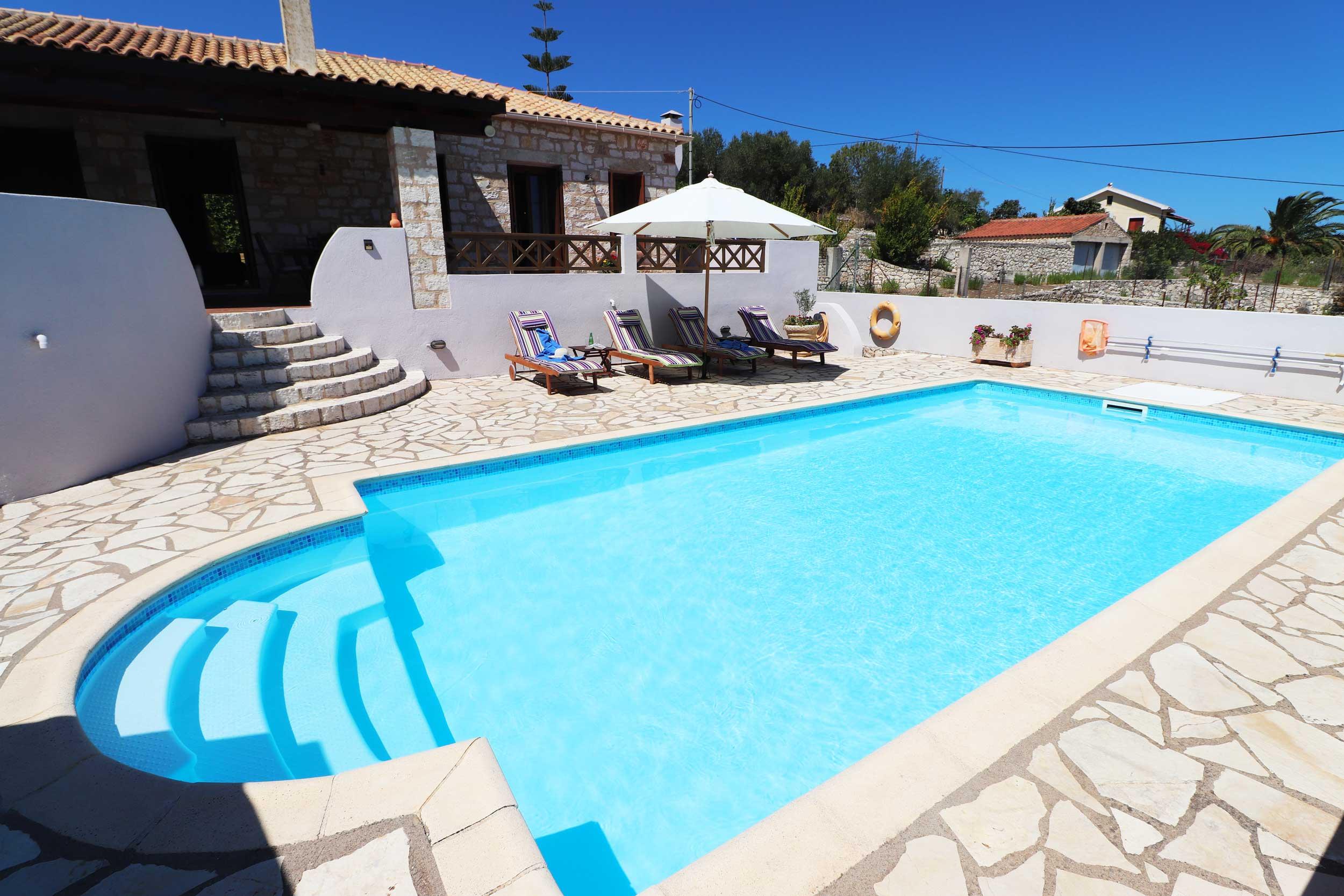 Villa Patritzia | Sleeps 6
