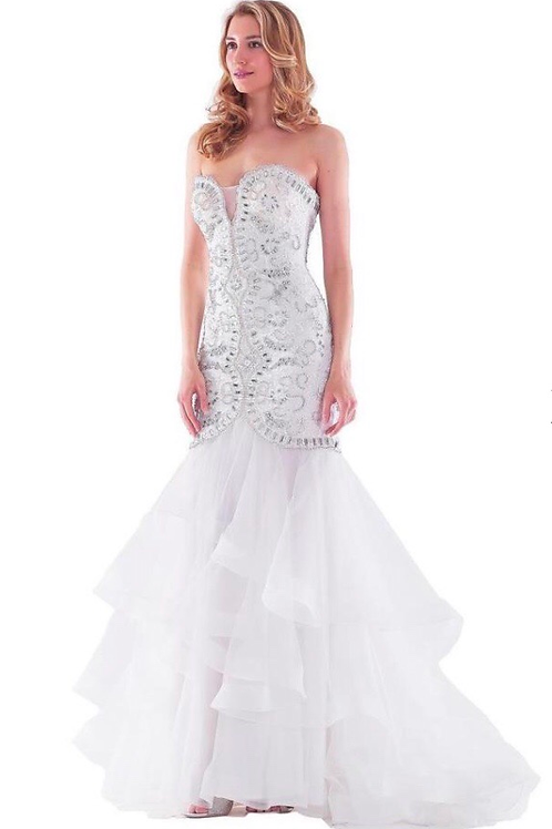 Colors Stunning Mermaid Gown