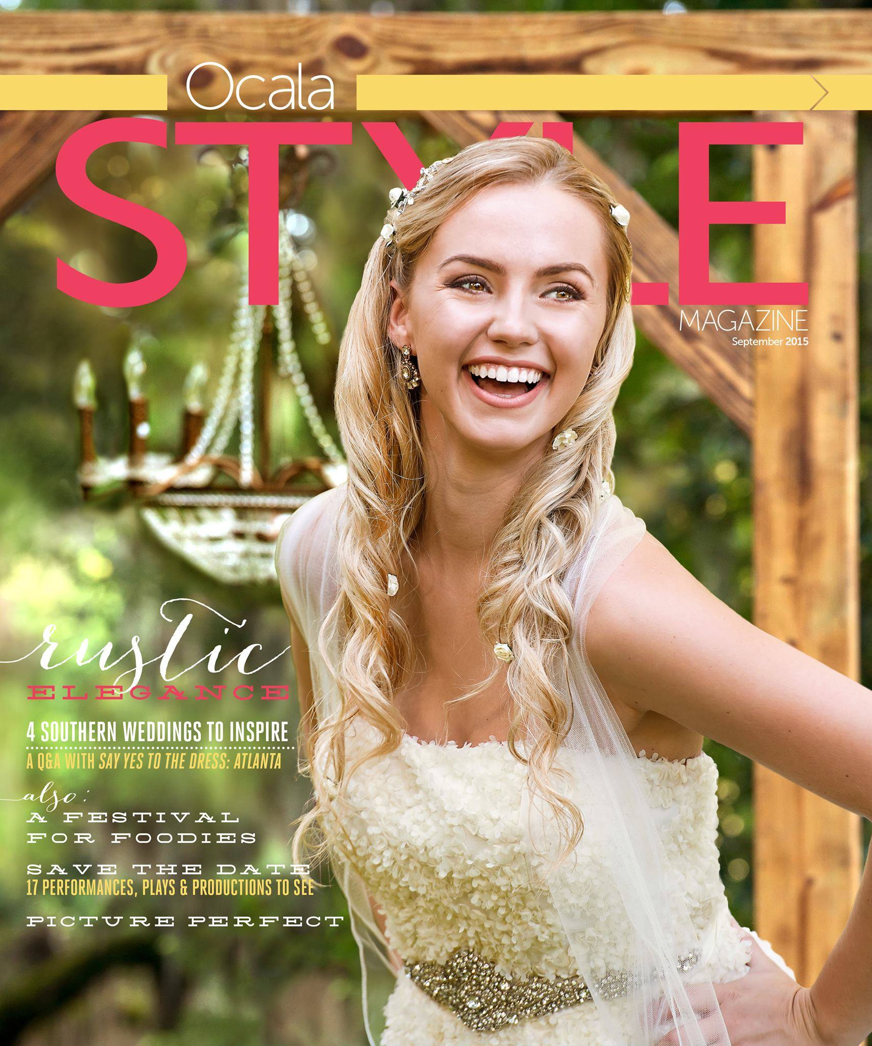 Ocala Style Cover Sept 2015