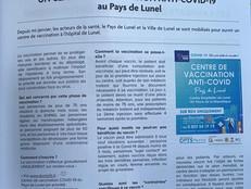 Magazine CCPL Février 2021 - Centre de vaccination